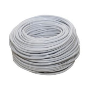 Unbranded CB06 Cabtyre 1.5mm 3 Core White / 100m