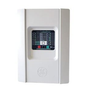 Fire Control Panel 4 Zone - (Conventional)