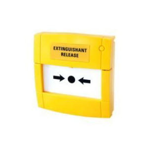 Fire Yellow Complete Call Point