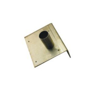 Wrought Iron Gate Kit Right Hand Plate