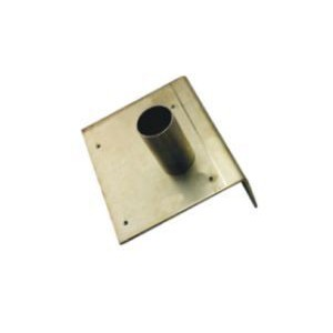 Wrought Iron Gate Kit Left Hand Plate