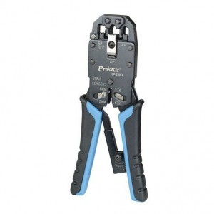 Proskit CP-376KX 200mm Pro Modular Crimp - Strip & Cut Tool