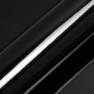 Hexis BHE1230NE3889B Ecotac Gloss 80mic 1230mm X 30m Coal Black