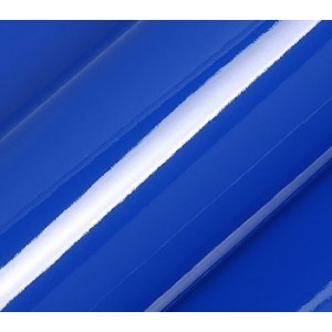 Hexis BHE1230NE3293B Ecotac Gloss 80mic 1230mm X 30m Curacao Blue