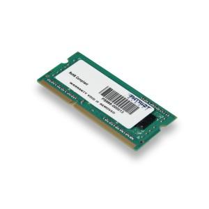 Patriot SL 4GB 1600MHz DDR3 SO Dimm DS Memory