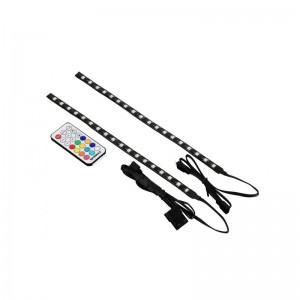 Raidmax LD-602 2xARGB LED Strip (Compatible with: Fusion 2.0/Mystic Light Sync/Aura Sync)