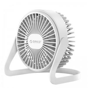 Orico FT1-2-WH-PRO-BP Mini Desktop USB Fan - White