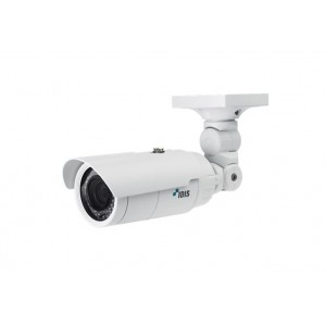 IDIS DirectIP Full HD Outdoor Bullet Camera with Heater