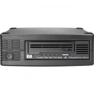 HP StoreEver LTO-5 Ultrium 3000 SAS External Tape Drive (EH958B)