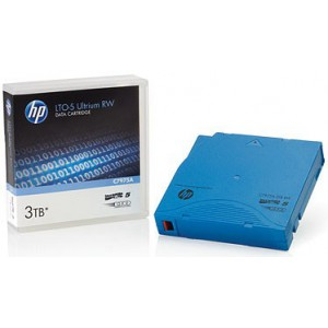 HP HC7975A 3-TB LTO 5 Ultrium RW Data Cartridge (Light Blue)