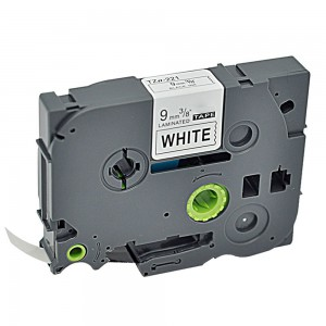 Compatible BROTHER TZE-221 P-Touch Label Tape 9mm