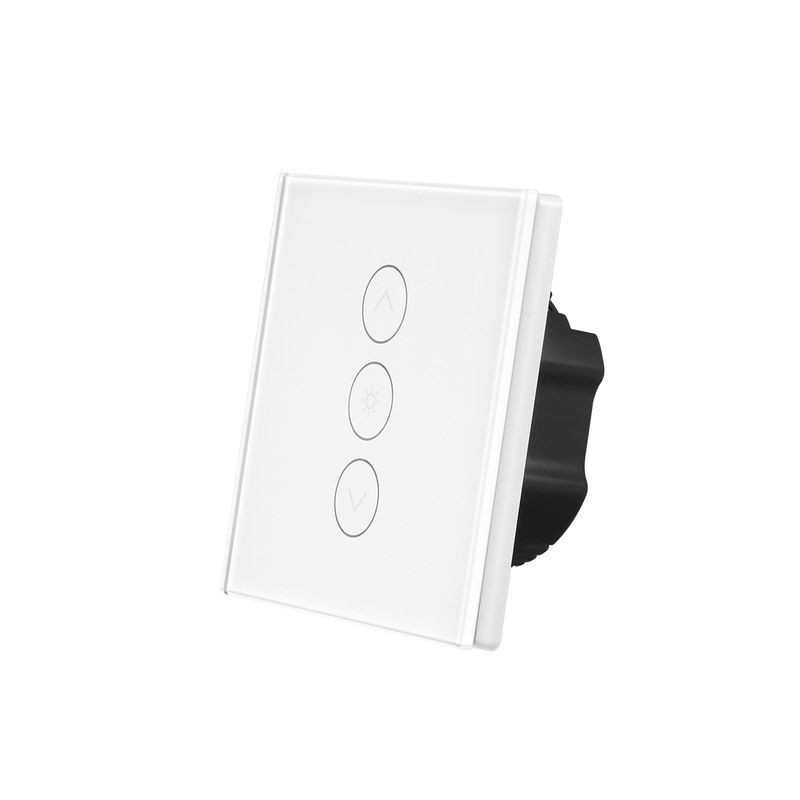Smart Wifi DIMMER Switch - dimmable (works with Alexa and Google Assistant  IFTTT - White **REQUIRES NEUTRAL** - GeeWiz