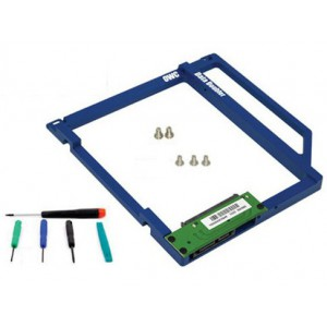 OWC 9mm DVD to SSD adapter MBP