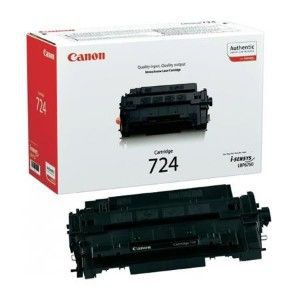 Canon C724H High Yield Toner Cartridge for LBP6750DDN