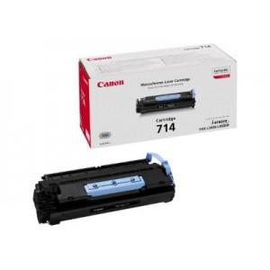 Canon C714 Black Toner Cartridge for Fax L3000 L3000IP