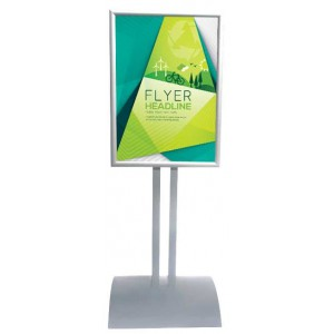 PARROT STAND POSTER FRAME A0 PORTRAIT