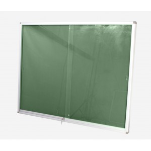 PARROT DISPLAY CASE PINNING BOARD 1500*1200MM GREEN