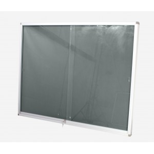 PARROT DISPLAY CASE PINNING BOARD 1500*1200MM GREY