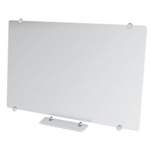 PARROT GLASS WHITEBOARD MAGNETIC 1200*1200MM