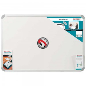 PARROT WHITEBOARD MAGNETIC 2400*1200MM