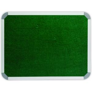 PARROT INFO BOARD ALUMINIUM FRAME 3000*1200MM GREEN
