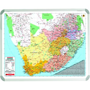 PARROT MAP - SOUTH AFRICA - AA 1200*900mm