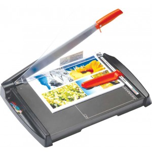 PARROT GUILLOTINE 343MM 20 SHEETS A4