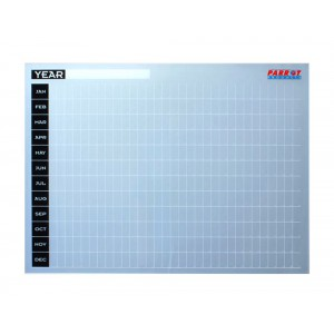PARROT YEARLY PLANNER CAST ACRYLIC 600 X 450MM