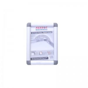 PARROT POSTER FRAME A4 360*270MM PLASTIC CORNER