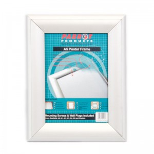 PARROT POSTER FRAME A5 270*210MM SINGLE MITRED