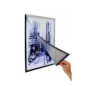 PARROT POSTER FRAME A3 440*320MM MAGNETIC S/ADHESIVE