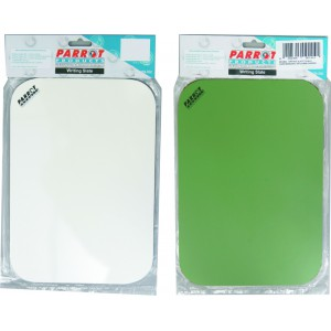 PARROT WRITING SLATE MARKERBOARD/CHALK PAINT 297*210MM CARDED