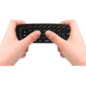 PARROT AIR MOUSE WITH WIRELESS KEYBOARD