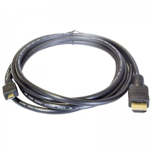 PARROT CABLE - HDMI MALE TO MICRO HDMI 2M