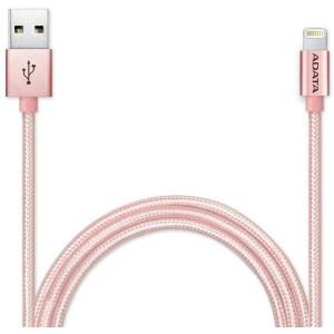 Adata MUCAL100CMK-CRG U-cable 1m Aluminum Rose