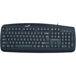 Genius 31300700126 PS/2 KB-110 Keyboard Portuguese
