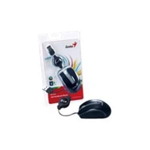Genius 31010122101 mm USB OP NX-ELITE - Black