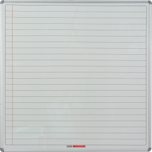 PARROT EDU BD S/LEAF 1220*1210 MAG WHITE LINES 1 SIDE