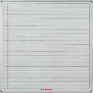 PARROT EDU BD SIDE PANEL 1220*1220 MAG WHITE LINES