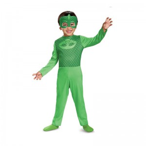 PJ Masks Kids Dress Up Costume - Gekko