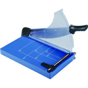 PARROT GUILLOTINE STEEL BASE 448MM 20 SHEETS A3