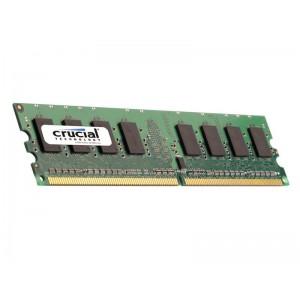 Crucial 8GB 1866MHz DDR3 ECC UDIMM Memory