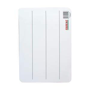PARROT WRITING SLATE PLASTIC 297*210 LINES