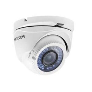 Hikvision CC288-9 HD-TVI Dome 1/3″ 720p IR 40m- VF 2.8-12mm – IP66