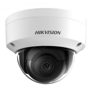 Hikvision CC408-6 IP Camera 2MP Dome IR 20m – 4mm Fixed IP67