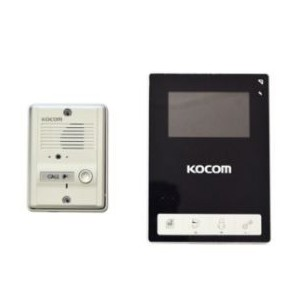 Kocom CC03 4.3″ Color Handsfree Video Kit Expandable