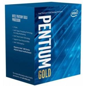 Intel Pentium G5400 3.70GHz 2 Core 4 Thread 4MB Cache LGA 1151 Processor