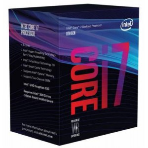 Intel BX80684I78700 Core I7 8700 3.20GHZ 6 Core 12 Thread 12M Processor