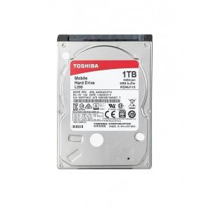 """Toshiba HDWL110UZSVA L200 Series 1TB 5400rpm  128mb cache 2.5"""" Sata III 3.0Gb/s Hard Disk Drive"""