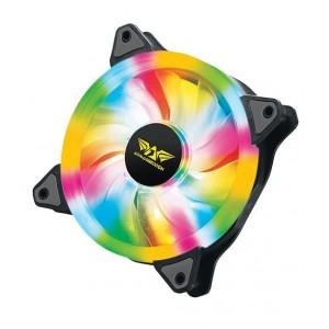 Armaggeddon CHROMADUALSABER Saber Chroma 4 Color Light LED PC Cooling Fan